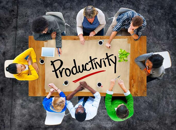 People and Single Word Productivity (R) (S)